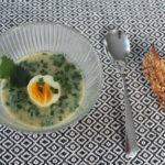 Recette de soupe d'orties