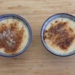 Recette de porridge de semoule