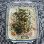 Recette de saumon au four finlandais